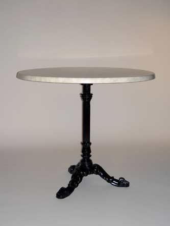 Sch nbrunn veranstaltungsservice tische stehtische for Kaffeehaustisch marmorplatte